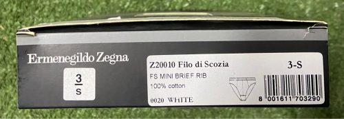 трусы мужские ermenegildo zegna z200 10 filo di scozia