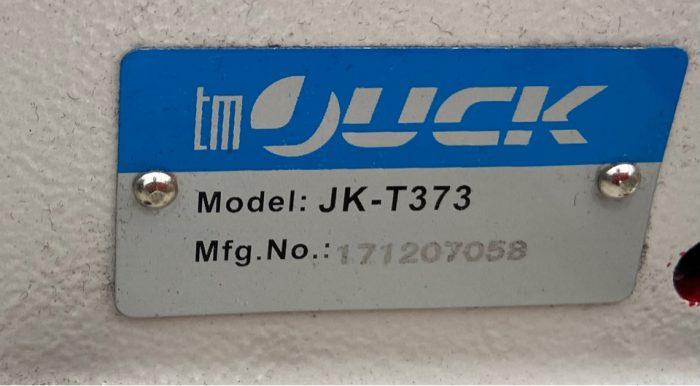 Пуговичная машина Juck JK-373