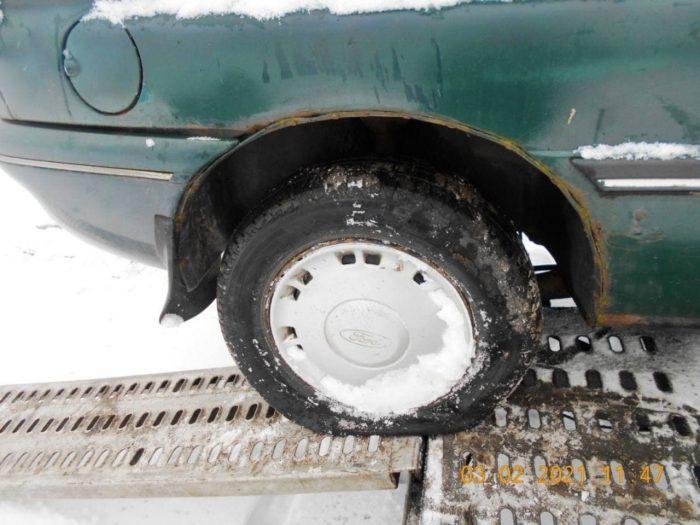 """Лот № 5.2021.04 Легковой автомобиль """"Ford Escort"""", 1984 г.в. (Повторный Аукцион)"""